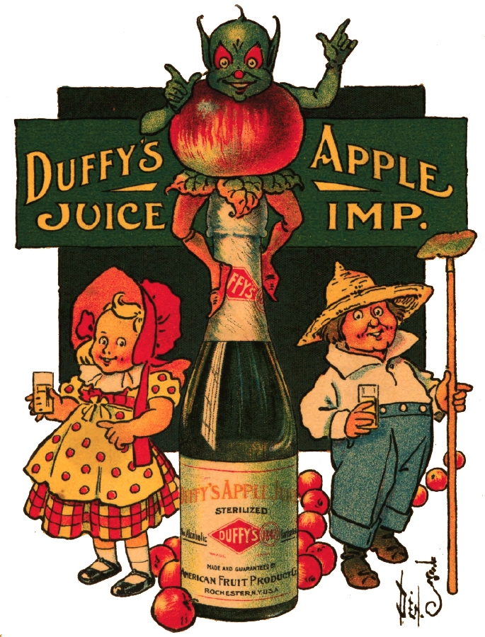 Duffy's Apple Juice Imp