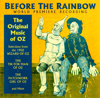 Before the Rainbow CD Cover