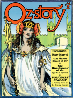 Oz-story #2 Cover