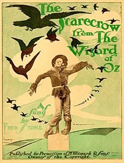 The Scarecrow Sheet Music
